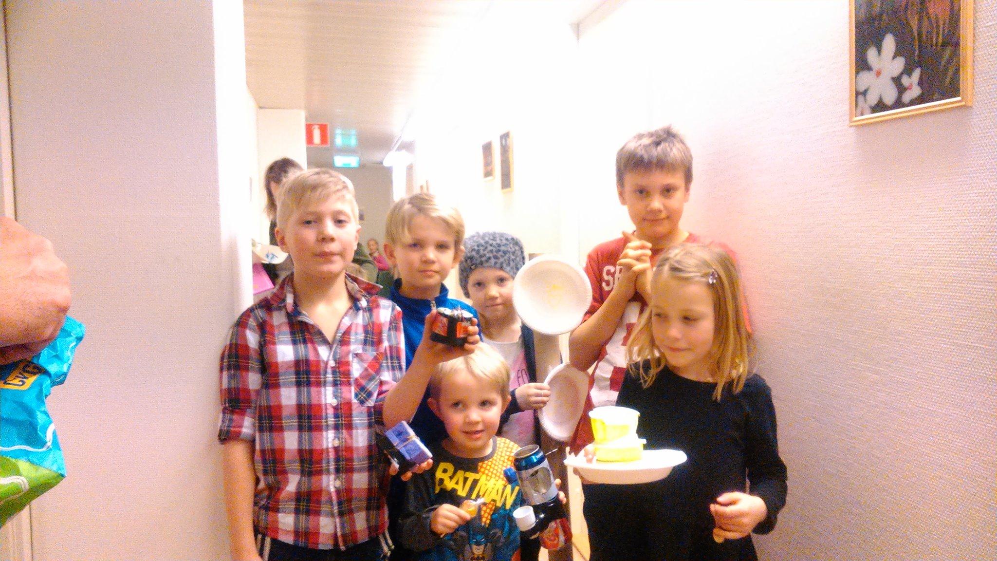 Sportlovskul på Svenskt UppfinnareMuseum