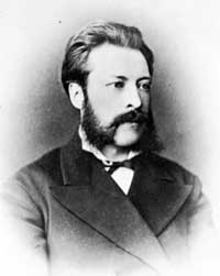 Willgodt Theophil Odhner född 1845 i Stockholm död 1905